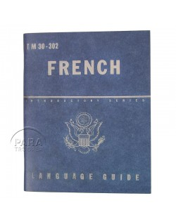 Booklet, French Language Guide