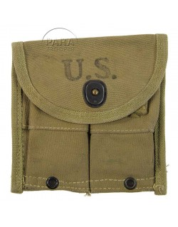 Pouch, Magazine, M1 carbine, AVERY 1944
