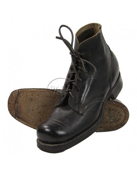 Boots, Ammo, Combat, British
