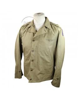 Blouson M-1941, USAAF, Nominative, Personnalisée
