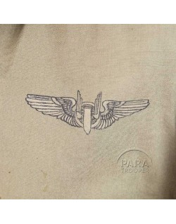 Jacket, Field, M-1941, USAAF, Named, Personalized