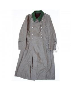 Overcoat, wool, German