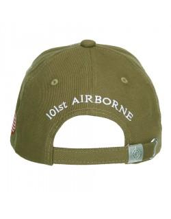 Casquette 101e Airborne, Verte