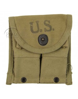 Pouch, Magazine, M1 carbine, Pittsburgh Carter Co. 1943