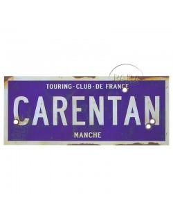 Autocollant Carentan