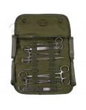 Kit, Medical, minor surgery - 12 instruments