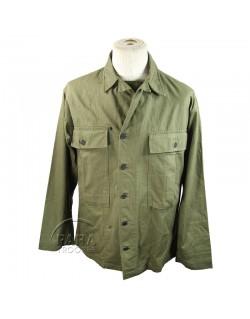 Jacket, HBT, 38R, 1943