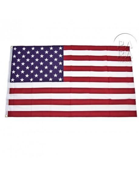 Flag, US, 48 stars
