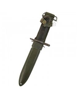 Bayonet, Garand M1, shortened