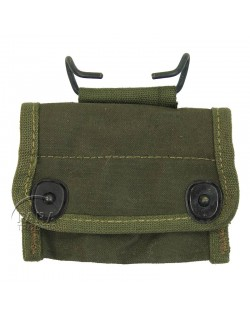 Pouch, canvas, compass, OD