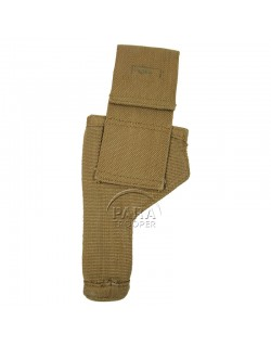 Holster, Canvas, revolver, Armored Troops, 1942