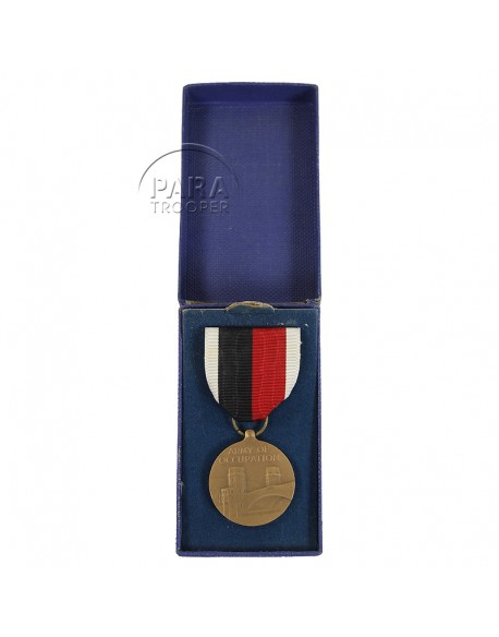 Coffret médaille, Army of Occupation
