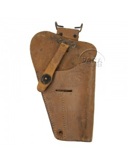 Holster, Pistol, M-3, for pistol Colt .45, Enger-Kress, 1944, modified