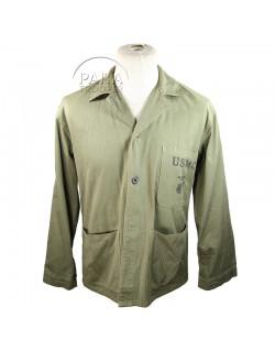 Jacket, Utility, M-1941, USMC, 36R