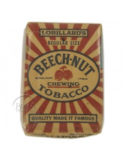 Pack, Chewing Tobacco, Beech-Nut