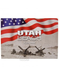 Post card, Utah Beach