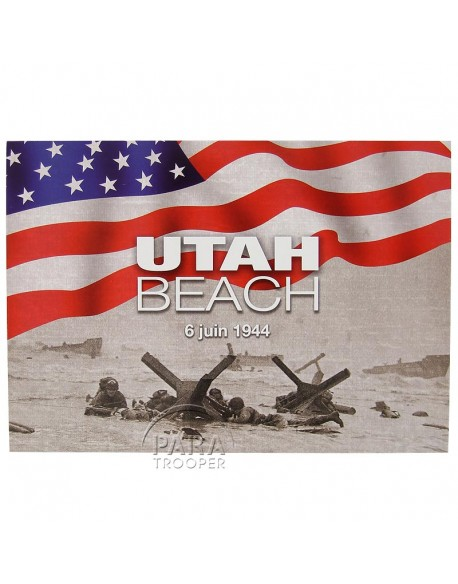 Post card, Utah Beach