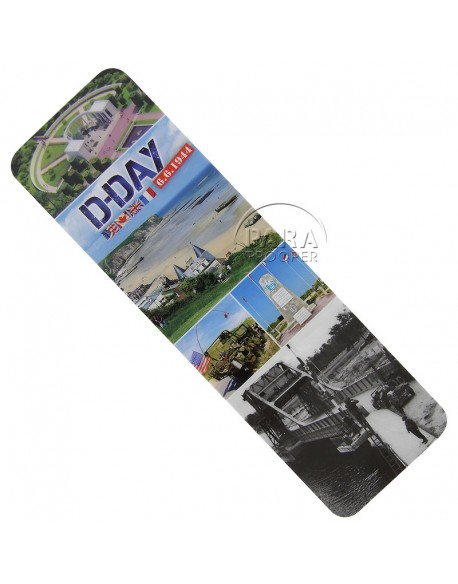 Bookmark, D-Day