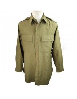 Shirt, Wool, Officer, Airborne