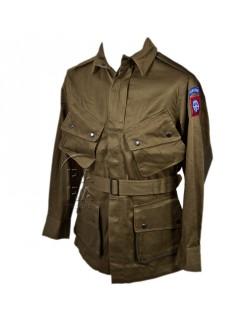 Suit, M-1942, Parachutist, reinforced