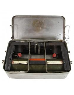 Réchaud / Stérilisateur M-523, 1944