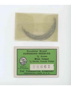 Aiguilles de suture, US Medical