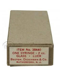 Syringe, US