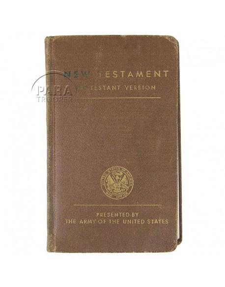 Nouveau Testament, Protestant