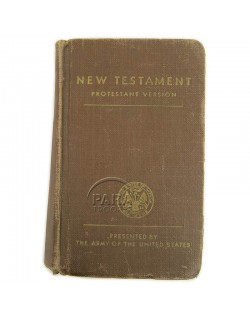 New Testament, Protestant, 1942