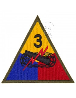 3rd Armored Division insignia
