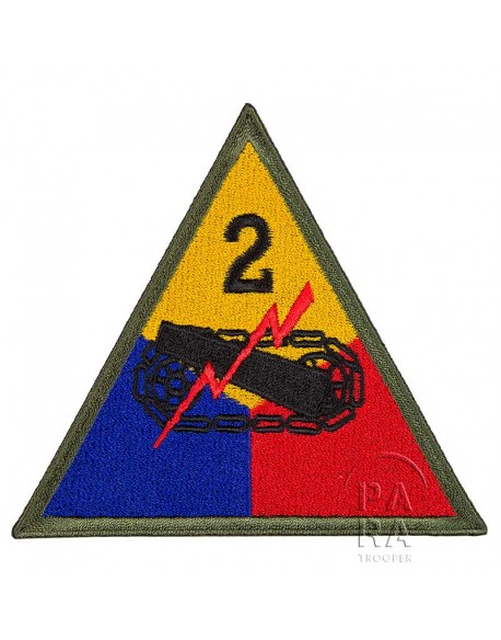 2nd Armored Division insignia