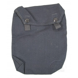 Anti-gas cape pouch, Blue color