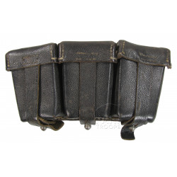 Pouch, Ammunition, Leather, Mauser, 1943