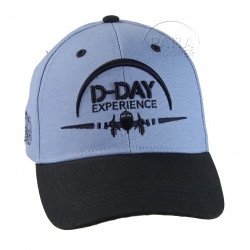 Cap, Blue, D-Day Experience