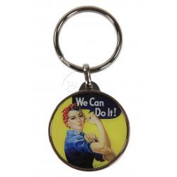Key Ring, Rosie the Riveter