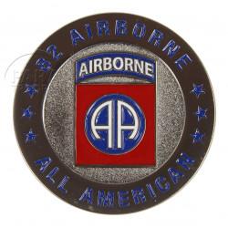 Pièce commémorative 82nd Airborne Division
