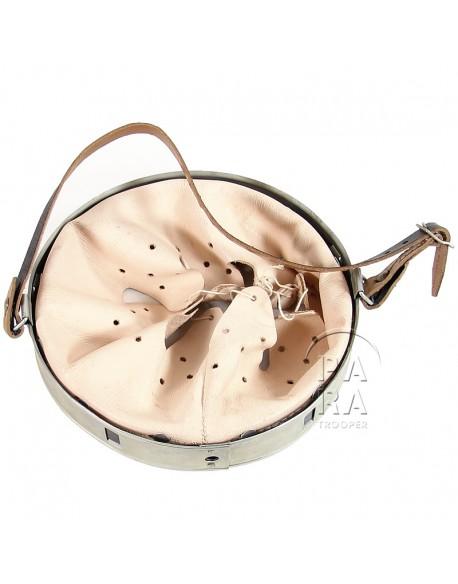 Intérieur de casque allemand