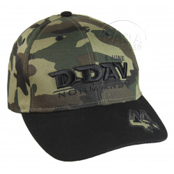 Cap, Camouflage, D-Day 44