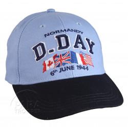 Cap, Light blue, D-Day Normandy