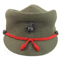 Cap, Wool, Service, Winter, USMC Women's Reserve