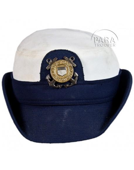 Hat, Service, Coast Guard