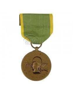 Médaille, WAC
