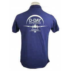 Polo shirt, Blue, D-Day Experience