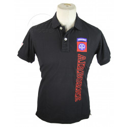 Polo noir, 82nd Airborne Division