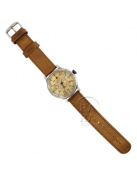 Chronograph, B-Uhr, luftwaffe