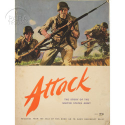 Magazine, Attack, US Paratroops