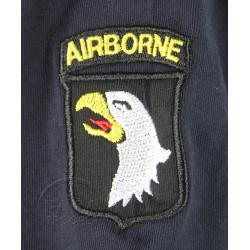 T-shirt, Women, Navy Blue, D-Day
