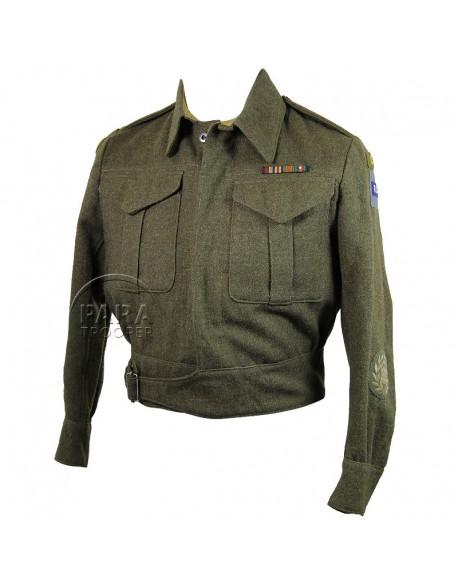 Battle Dress, 3e Div. d'Inf Canadienne