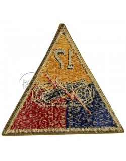 Patch, 17th Armored Division