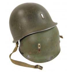 Casque M1, 1er Lieutenant